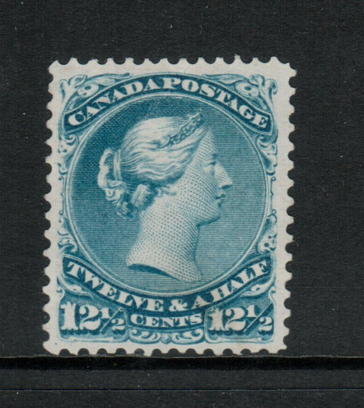 Canada #28 Extra Fine Mint Unused (No Gum) **With Certificate**