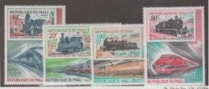 Mali Scott #C405-C408 Stamps - Mint NH Set
