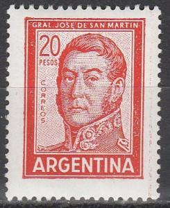 Argentina #698A MNH  (S3083)