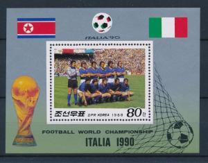 [42867] Korea 1988 Sports World cup soccer football Italy MNH Sheet