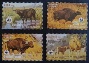People's Republic of Kampuchea, Animals, (2306-Т)