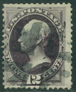 EDW1949SELL : USA 1870 Scott #151 Used. Strong, deep color. Catalog $210.00.