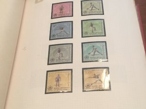 [SOLD] ICOLLECTZONE Afghanistan 656-656G VF NH Complete Set