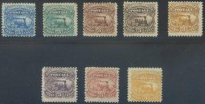 US Scott #114-E6d Mint, Ave/F, Hinged
