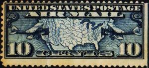 U.S.A. 1926 10c S.G.A628 Fine Used