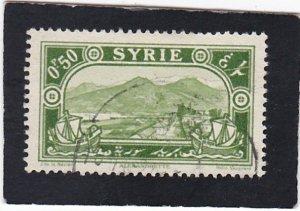 Syria,  #  175    used
