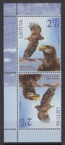 2011 Lithuania 1081 Tetbesh Birds