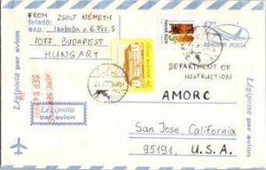 Hungary, Worldwide Postal Stationary