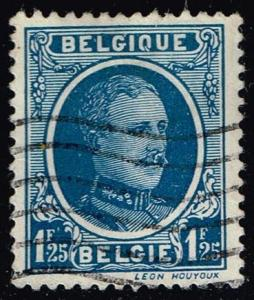 Belgium #159 King Albert I; Used (1.10)