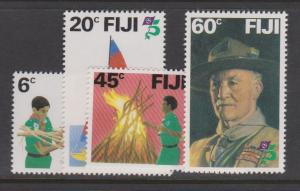 Fiji Sc#458-461 MLH