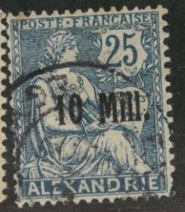 France Offices in Egypt Alexandria Scott 38 used