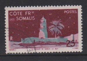 Somali Coast Sc#266 Used
