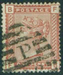 Great Britain Scott 79 1880 Queen Victoia CV$11.50