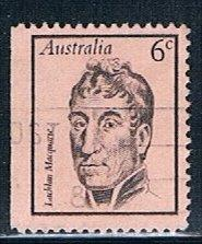 Australia 455: 6c Lachlan Macquarie, Governor, used, F-VF