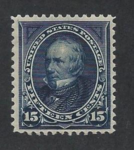 UNITED STATES SC# 259 F-VF OG 1894