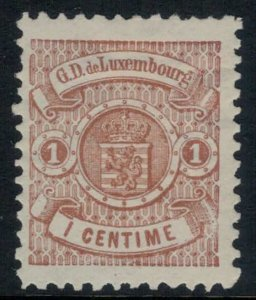 Luxembourg #40*  CV $8.75