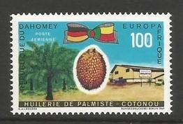 DAHOMEY C105 MNH Q300
