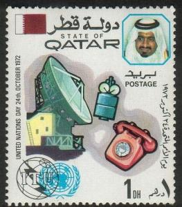 Qatar#123 - MNH (DL)
