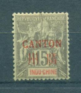 France Offices - China - Canton sc# 6 mh cat value $7.50