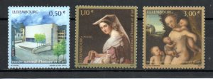 Luxembourg 1149-1151 MNH