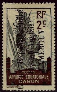 Cameroun #103 Mint VF hr SCV$200.00...Iconic Stamp!