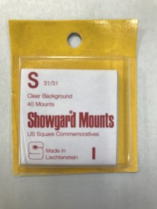 S Showgard Mounts Clear Background - 40 Mounts