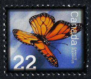 Canada 2708 MNH Monarch Butterfly
