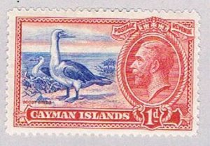 Cayman Islands 87 MLH Red Footed Boobies 1935 (BP5273)