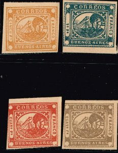 ARGENTINA STAMP REPRINT STAMP COLLECTION LOT