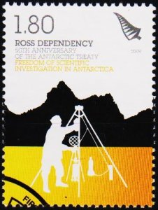 Ross Dependency. 2009 $1.80 Fine Used