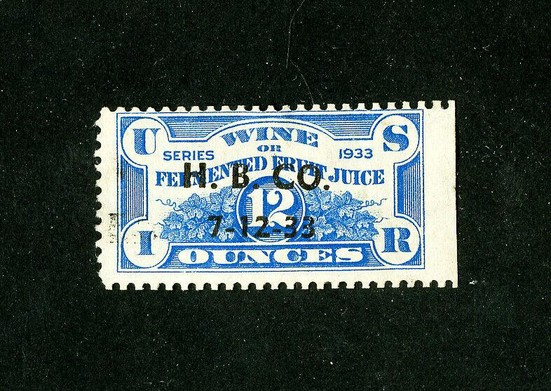 US Stamps # REF4 F-VF Used