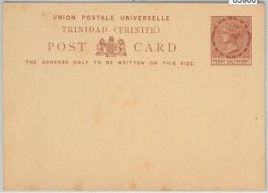 65900 -  TOBAGO - Postal History -  POSTAL STATIONERY CARD