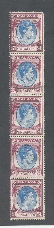 Singapore 18a NH stripper