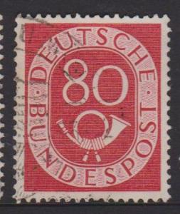 Germany Sc#684 Used