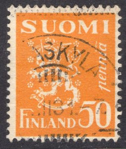 FINLAND SCOTT 163