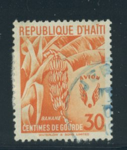 Haiti C52  Used cgs (2