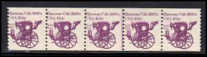 1904 Fine MNH Dry Gum PNC 1/5 QA0416