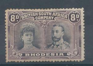 Rhodesia 109 H