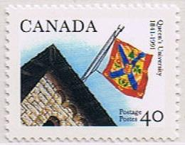 Canada Mint VF-NH #1338 Queen's University