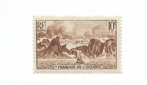 French Polynesia 1948 - M - Scott #160 *