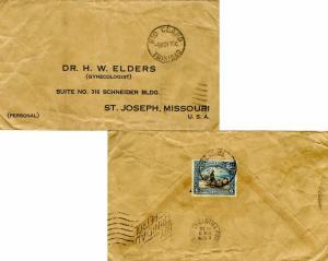 Trinidad 6c Discovery of Lake Asphalt 1936 Rio Claro, Trinidad to St. Joseph,...