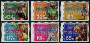 HERRICKSTAMP NEW ISSUES CURACAO Carnival 2015
