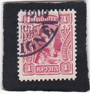 Montenegro, #  84  used