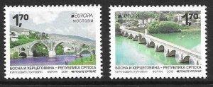 2018    BOSNIA  -  EUROPA  -  BRIDGES   -   UMM