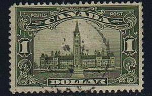 Canada #159  Used VF  CDS