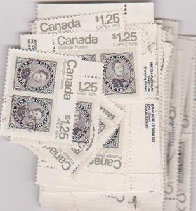 Canada USC #756 Used (100) F-VF Cat. $150. 1978 1.25 Capex