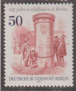 Germany Scott #9N435 Berlin Stamp - Mint NH Single