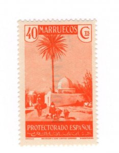 Morocco #160 MH - Stamp CAT VALUE $8.50
