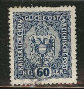 Austria Osterreich Scott 156 used