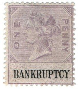 (I.B) QV Revenue : Bankruptcy 1d (1889)